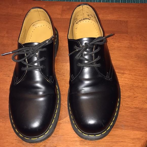 tanie z rabatem oficjalna strona świetne ceny Doc Martens 1461 Smooth Leather Men's 10